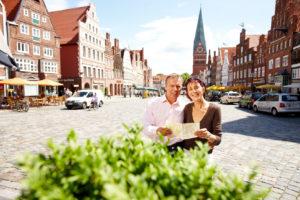 Marktplatz Lüneburg, Foto: Christian Wyrwa