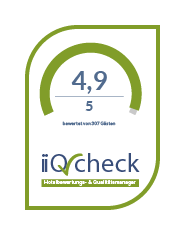 iiQ-Check Kundenbewertung 4,9