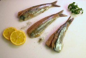 Fischspezialitäten