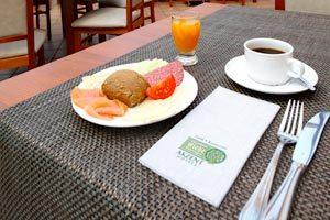 Hotel zur grünen Eiche Behringen - Frühstück