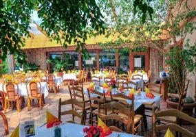 Wintergarten Restaurant im AKZENT Hotel