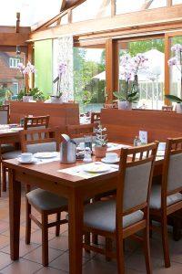 Hotel zur grünen Eiche Behringen - Frühstück - Restaurant