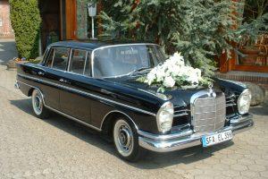 Hochzeits-Oldtimer im AKZENT Hotel
